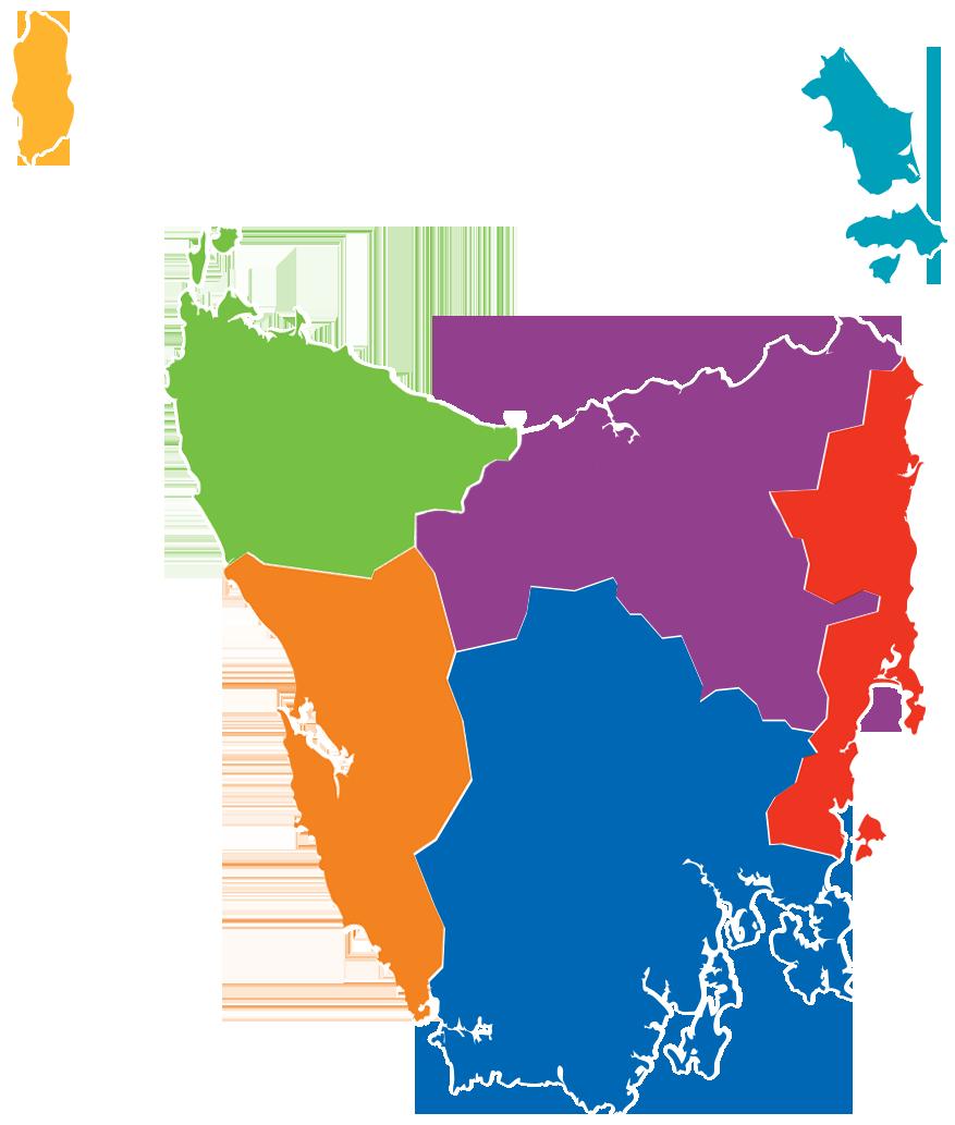 Tasmania - Statewide